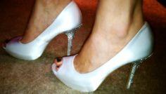 Something Borrowed - Bride's Shoes