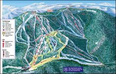 Red Lodge Ski Resort in Montana is a great Spring skiing destination.