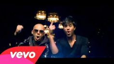 Enrique Iglesias - No Me Digas Que No ft. Wisin, Yandel (+lista de repro...