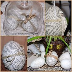 wrapped eggs