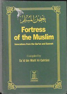 Fortress of the Muslim Sa 039 id Wahf Al Qahtani Arabic English PB Pocket Ed Books On Islam, Eid Greeting Cards, Eid Greetings, Pocket Edition, Nonfiction Books, Textbook, Quran, Muslim, Religion