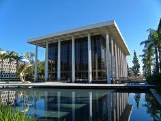 Ambassador Auditorium, Pasadena