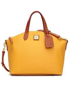 Dooney Bourke Handbag Dillen Ii Crossbody Satchel Satchels Handbags Accessories Macy S I Want Pinterest And Bag