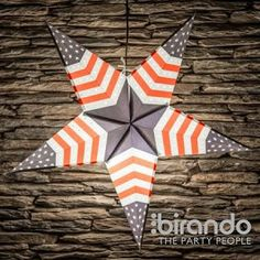 Add something a little more special to your 4th of July celebrations this year :) truly gorgeous to hang both inside and outside your house.