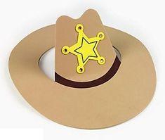 Faire un chapeau de cowboy pour Halloween
