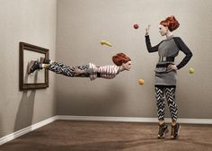Conceptual Photography and Photo Manipulations by Aorta