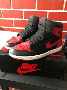 b8c8792cb2bf65 Air Jordan 1 Retro Hi OG Bred 2013 Size 9.5 Chicago Royal Shadow  shoes   kicks  solecollector