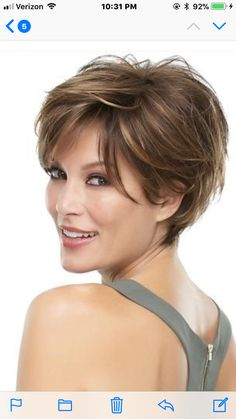 Jon Renau Perücken Mariska Petite - New Site Pixie Lang, Short Hair With Layers, Pixie Hairstyles, Pixie Haircuts, Teenage Hairstyles, Stylish Short Haircuts, Hairstyles Pictures, Layered Hairstyles, Hairstyles 2016