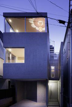 白金の家写真3
