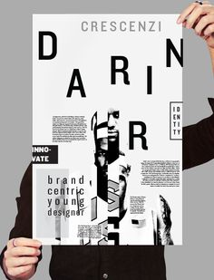 Darrin Crescenzi on Behance