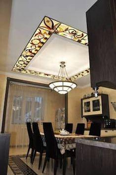 Pa gredes y pisos de estilo clásc gbhbbhico por Витражная мастерская 'Гранат'