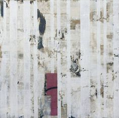"""""""Code I,"""" original abstract painting by artist ana devora (USA) available at Saatchi Art #SaatchiArt"""