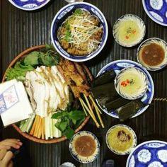 Bánh tráng cuốn thịt heo, thịt xiên nướng, bún mắm tại 138 Bùi Thị Xuân, Quận Hai Bà Trưng, Hà Nội - 179736