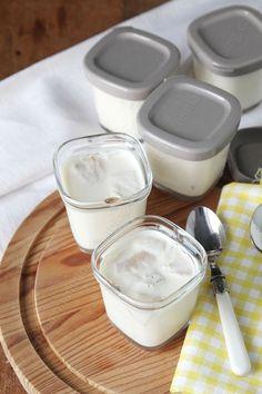 recette de yaourt onctueux ananas fruit de la passion 00006 LE MIAM MIAM BLOG