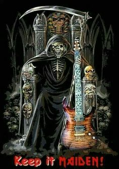 Iron Maiden - Keep it Maiden