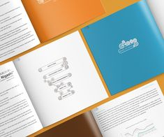 Inside Page of Budget Book Design for JCSS Firm