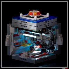 LEGO Express — LEGO Welding Facility