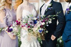 Navy And Burgundy Wedding, Blue Wedding, Berkeley Hall, Hilton Head Island Resorts, Spring Wedding Inspiration, Blush Bridal, Beautiful Bouquets, Bridal And Formal, Shades Of Purple