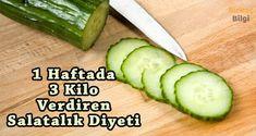 Birkaç BİLGİ   Sağlıklı Yaşam Sitesi Muesli, Pickles, Cucumber, Pasta, Vegetables, Birch, Granola, Vegetable Recipes, Pickle