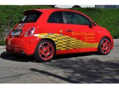 Fiat Abarth Tributo 695 Ferrari gebraucht kaufe Fiat Abarth, Ferrari, Van, Vehicles, Car, Vans, Vehicle, Vans Outfit, Tools