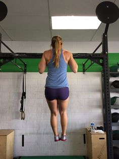 3 Reason You Still Can't do a Pull Up Cross fit Invictus