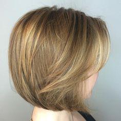 A Bob Haircut