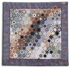 Geologic - Bruce Seeds - Quilted Textile Mosaics