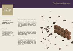 Lenôtre - Truffes au Chocolat http://www.lenotre.com/