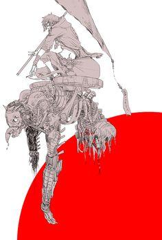 Art : ライオネル山崎 砂糖水 / LioneL's Illustration Site:  http://ymtskym8932.wix.com/lionelsillustration mail: ymtskym8932@gmail.com twitter: @ymtsklon8932