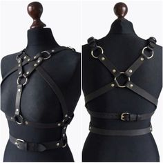 Naturel Leather Harness Women Body Harnes Leather Harness Belt Leather Accessories Harness Fashion Harness Belt Costume Body Chain