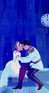 Cinderella - my favourite Walt Disney movie of all time.  This trope never gets old!