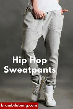 Hip Hop Sweatpants for Dancers