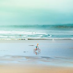 Beach Summer by ►CubaGallery, via Flickr