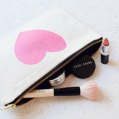 Leuk make-up tasje