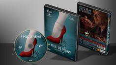 A Pele De Vênus - Capa | VITRINE - Galeria De Capas - Designer Covers Custom | Capas & Labels Customizados