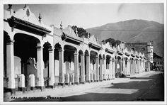 Calle Maury, Catia 1948