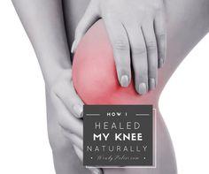I said no to surgery and healed my knee injury naturally. Here are the steps I took and what you can do too to heal a knee injury naturally. Rheumatoid Arthritis Treatment, Knee Arthritis, Types Of Arthritis, Arthritis Diet, Arthritis Remedies, Knee Ligaments, Ligament Tear, Ligament Injury, Health