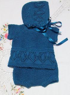 Blog Abuela Encarna Crochet For Boys, Knitting For Kids, Baby Knitting, Knit Crochet, Crochet Hats, Hope Chest, Baby Dress, Knitted Hats, Needlework