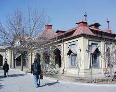 National Archive, Kabul, Afghanistan.