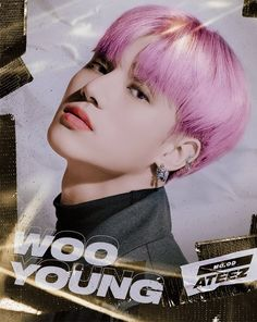 200106 All To Answer comeback Yg Entertainment, K Pop, Jung Woo Young, We Will Rock You, Jewelry Editorial, Kim Hongjoong, Dye My Hair, Kpop Boy, Kpop Groups