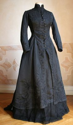 I need all high neck victorian dresses.
