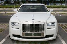 Rolls-Royce Ghost at it's finest!!