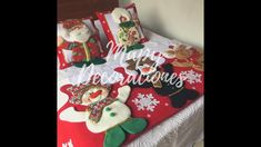 Christmas Decorations, Holiday Decor, Holiday Time, Bed Sheets, Christmas Stockings, Xmas, Quilts, Diy, Home Decor