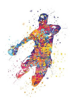 Handballeur poster handball art print sport affiche id e Etsy Sports Day, Sports Gifts, Softball Gifts, Cheerleading Gifts, Basketball Gifts, Handball Players, Waterpolo, Sports Graphics, Sports Images
