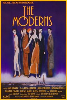 "The Moderns (""A Arte do Amor"", 1988) With Linda Fiorentino and Keith Carradine.- IMDb"