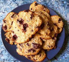 Nyomtasd ki a receptet egy kattintással Diabetic Recipes, Healthy Recipes, Homemade Sweets, Biscuit Cookies, Health Eating, Diy Food, Muesli, Healthy Lifestyle, Dinner Recipes