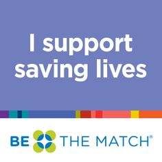 Spread the word about marrow donation by sharing one of #BeTheMatch 's badges from www.BeTheMatch.org/getinvolved