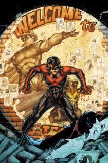 NIGHTWING #21 | DC Comics
