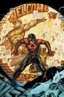 NIGHTWING #21 | DC Comics