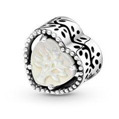 """Намистина """"Сім'я — це завжди найголовніше"""" купити в Україні ≡ інтернет-магазин PANDORA Pandora Bracelet Charms, Pandora Jewelry, Charm Jewelry, Silver Charms, Sterling Silver Bracelets, Charmed, Pearls, Branches, Products"""